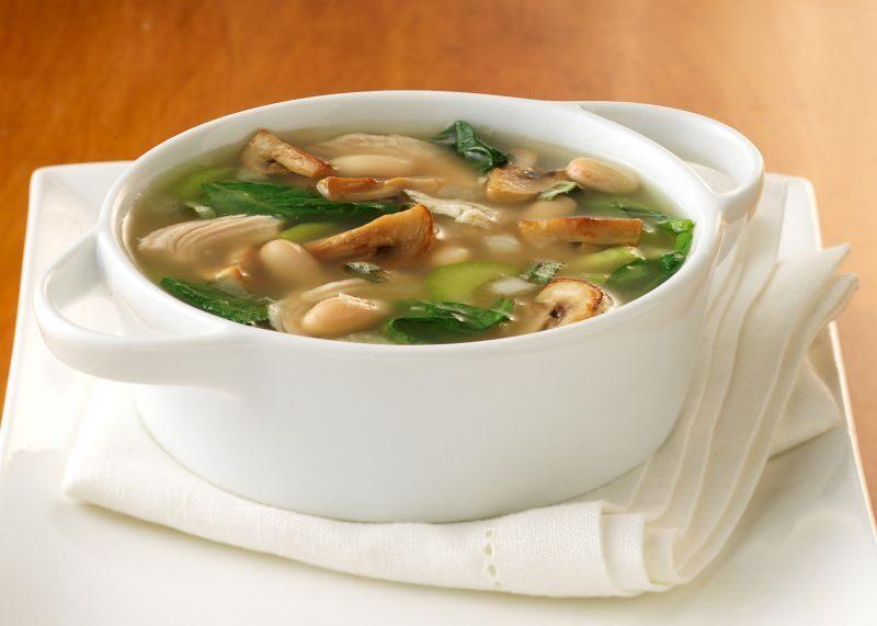 Грибной суп из обабков рецепт с фото